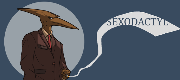 Sexodactyl - Personal Project